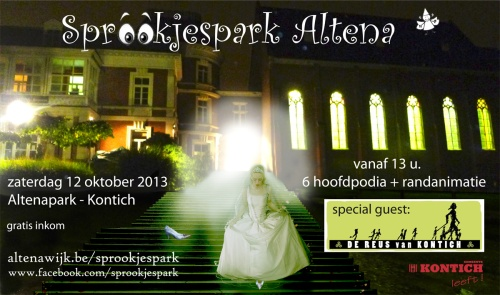 Sprookjespark_spandoek